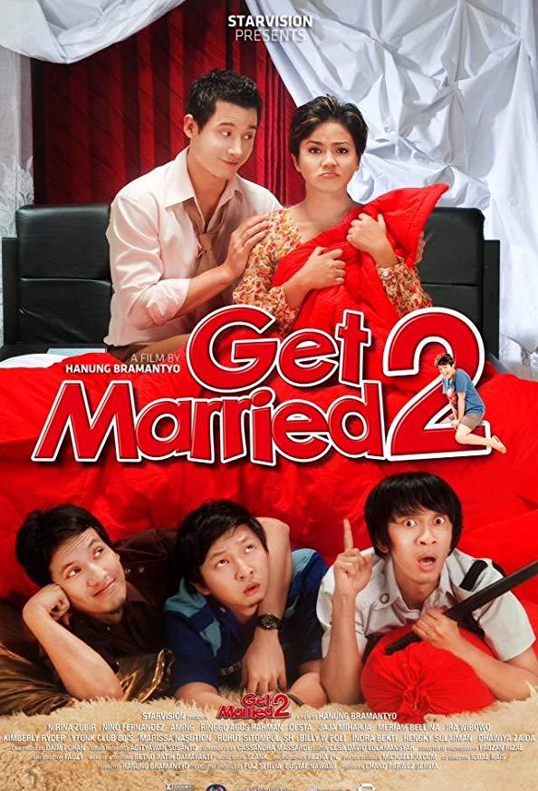 Get Married 2 kapak