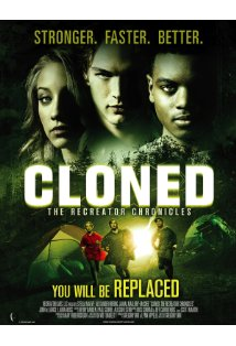CLONED: The Recreator Chronicles kapak