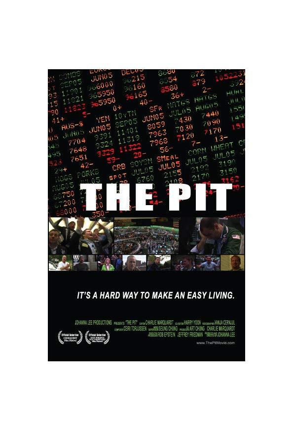 The Pit kapak