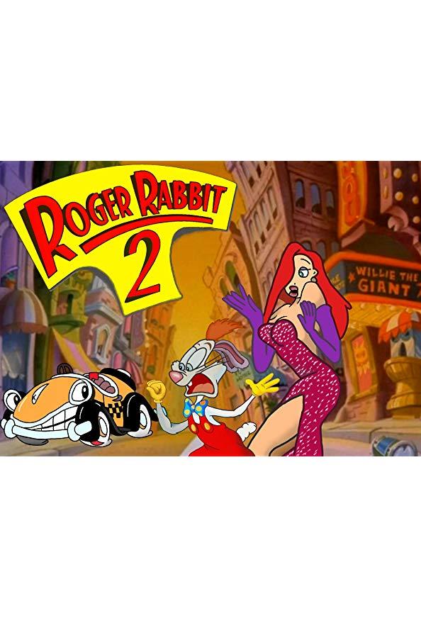 Who Framed Roger Rabbit 2 kapak