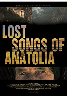 Lost Songs of Anatolia kapak