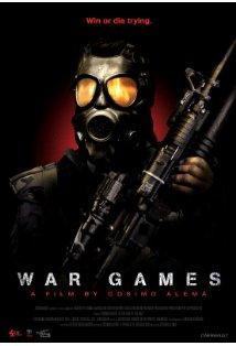 War Games kapak