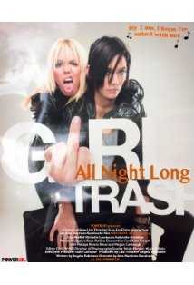 Girltrash: All Night Long kapak