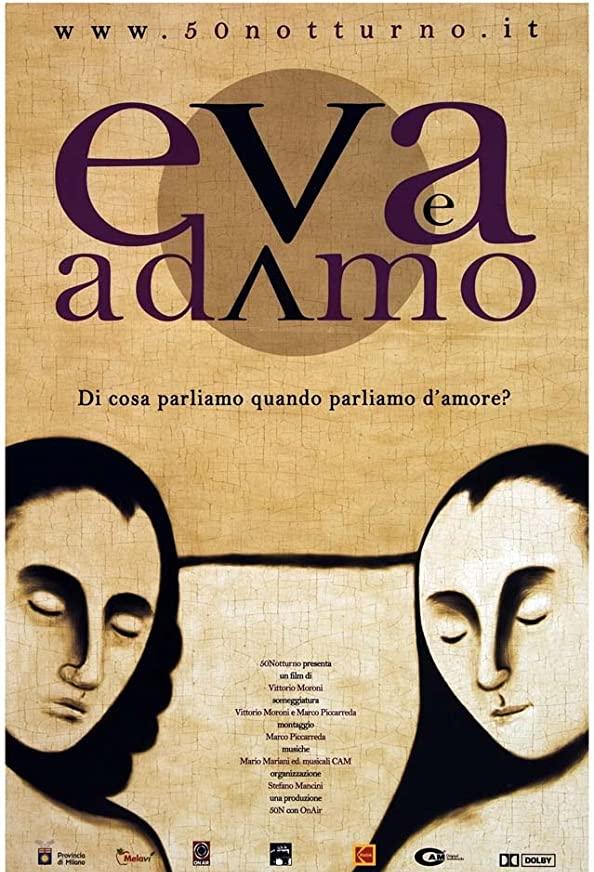 Eva e Adamo kapak