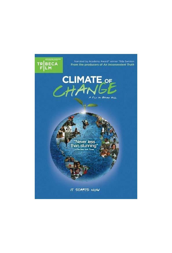 Climate of Change kapak