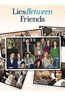 Lies Between Friends kapak