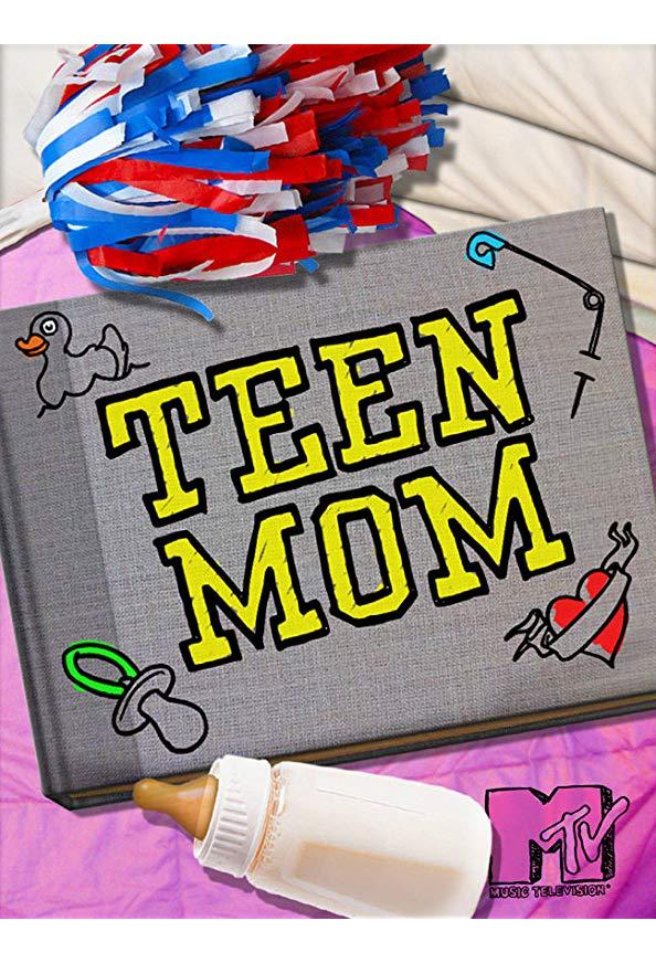 Teen Mom kapak