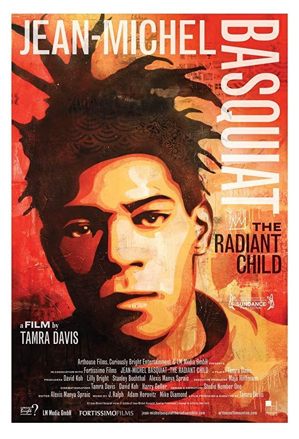 Jean-Michel Basquiat: The Radiant Child kapak