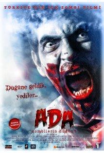 Ada: Zombilerin Dügünü kapak