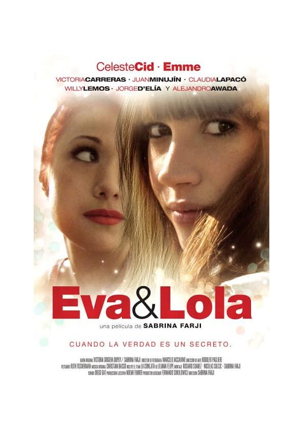 Eva and Lola kapak
