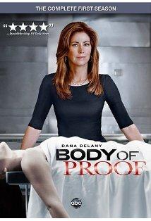 Body of Proof kapak
