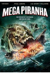 Mega Piranha kapak