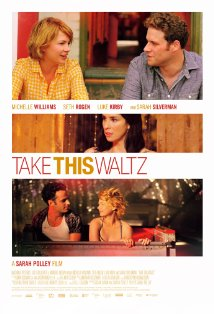 Take This Waltz kapak
