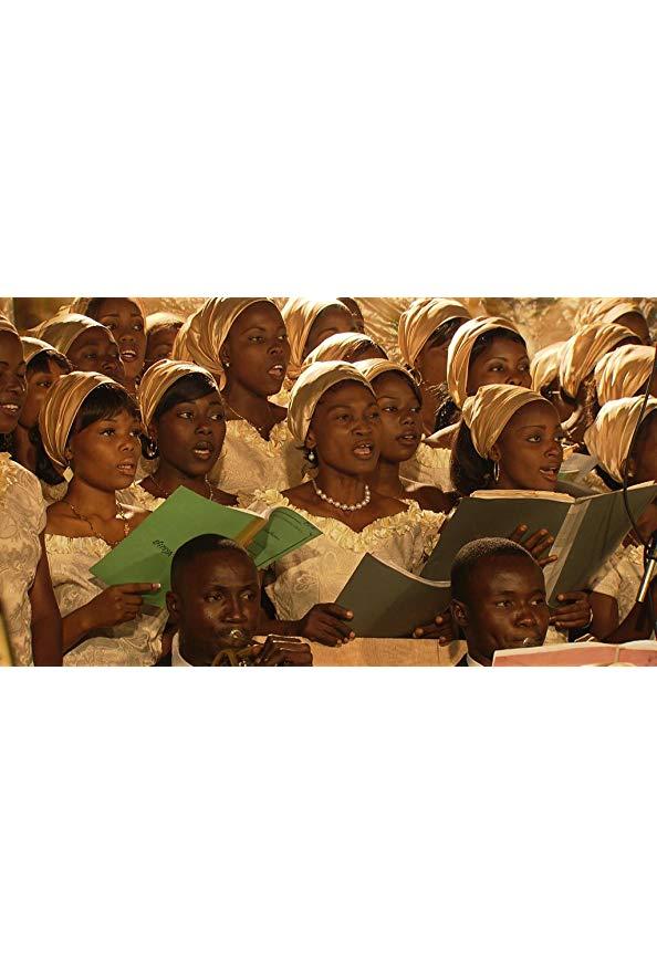Kinshasa Symphony kapak