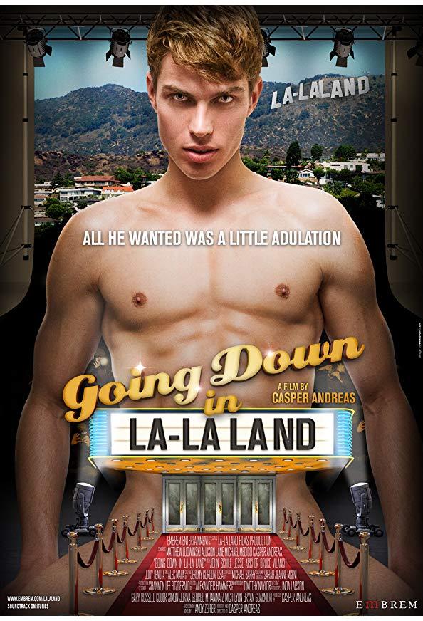 Going Down in LA-LA Land kapak