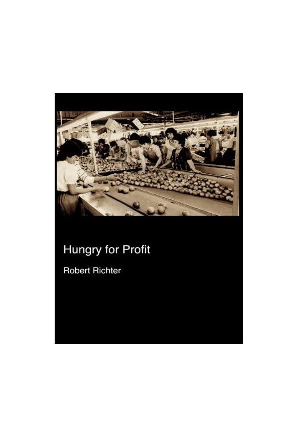 Hungry for Profit kapak