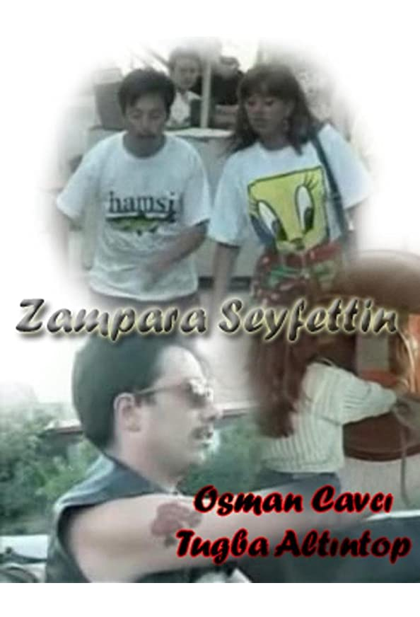 Zampara Seyfettin kapak