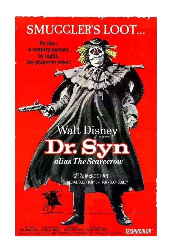 Dr. Syn, Alias the Scarecrow kapak