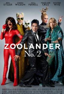 Zoolander 2 kapak