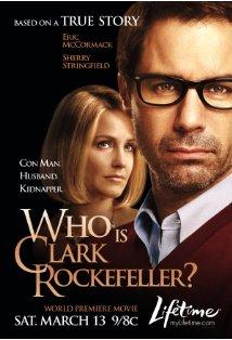 Who Is Clark Rockefeller? kapak