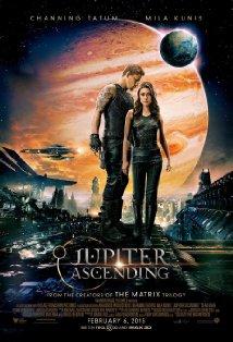 Jupiter Ascending kapak