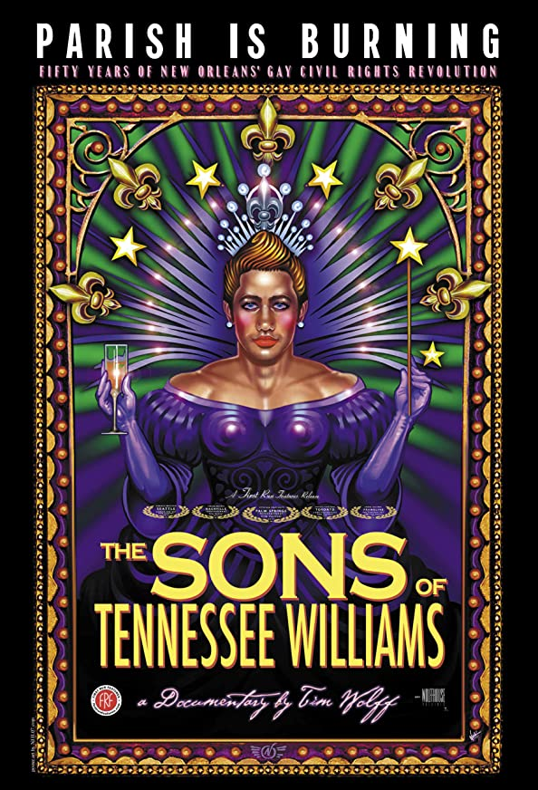 The Sons of Tennessee Williams kapak
