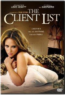 The Client List kapak