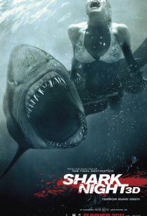Shark Night 3D kapak