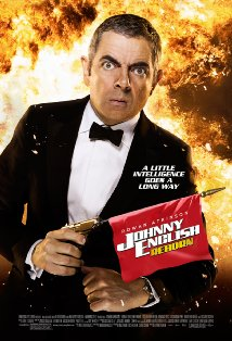 Johnny English Reborn kapak