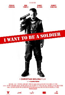 I Want to Be a Soldier kapak