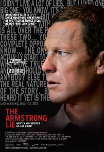 The Armstrong Lie kapak