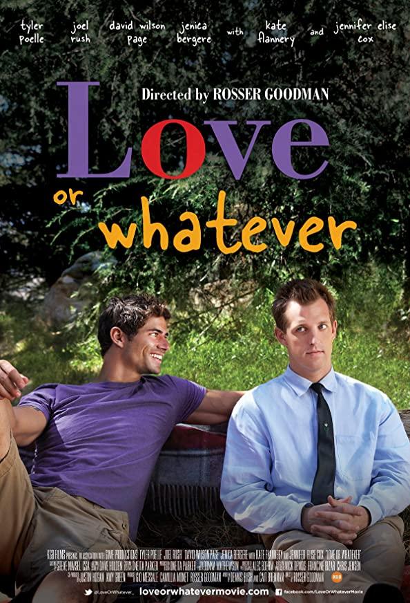 Love or Whatever kapak