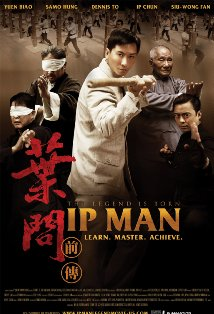 Yip Man chin chyun kapak