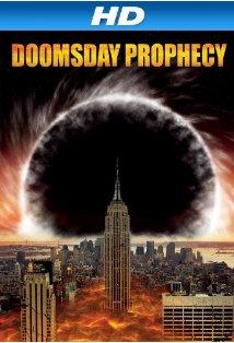 Doomsday Prophecy kapak