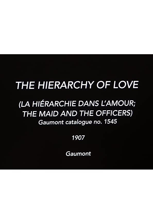 La hiérarchie dans l'amour kapak