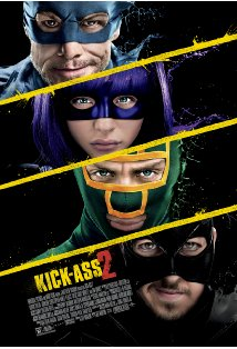 Kick-Ass 2 kapak