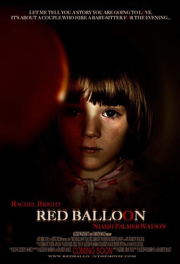 Red Balloon kapak
