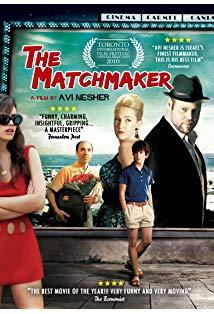 The Matchmaker kapak