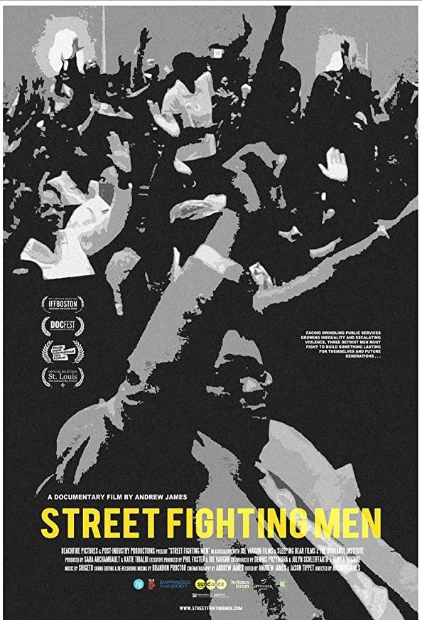 Street Fighting Men kapak