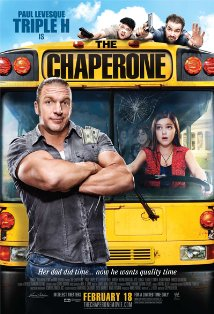 The Chaperone kapak