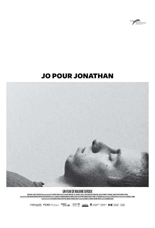 Jo for Jonathan kapak