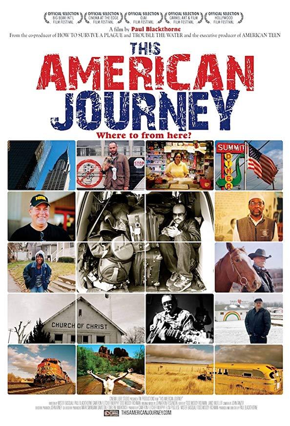 This American Journey kapak