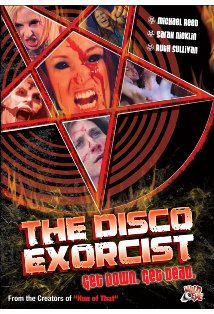 The Disco Exorcist kapak