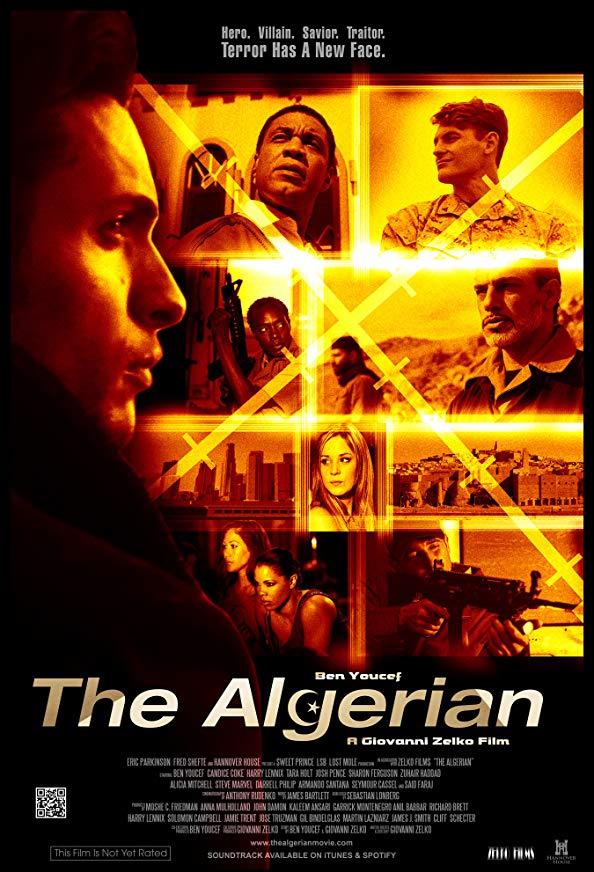 The Algerian kapak