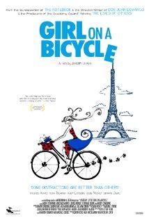 Girl on a Bicycle kapak