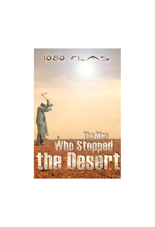 The Man Who Stopped the Desert kapak