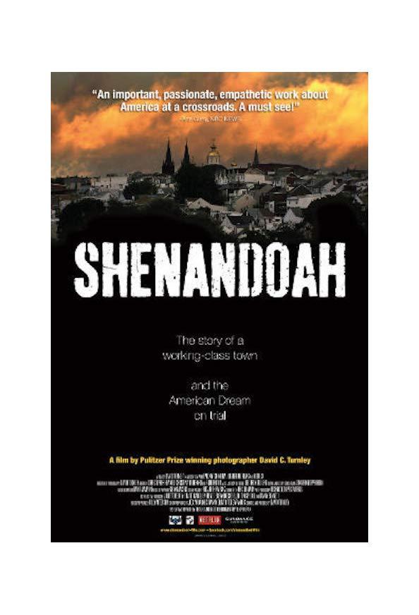 Shenandoah kapak