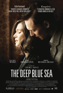 The Deep Blue Sea kapak