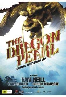The Dragon Pearl kapak