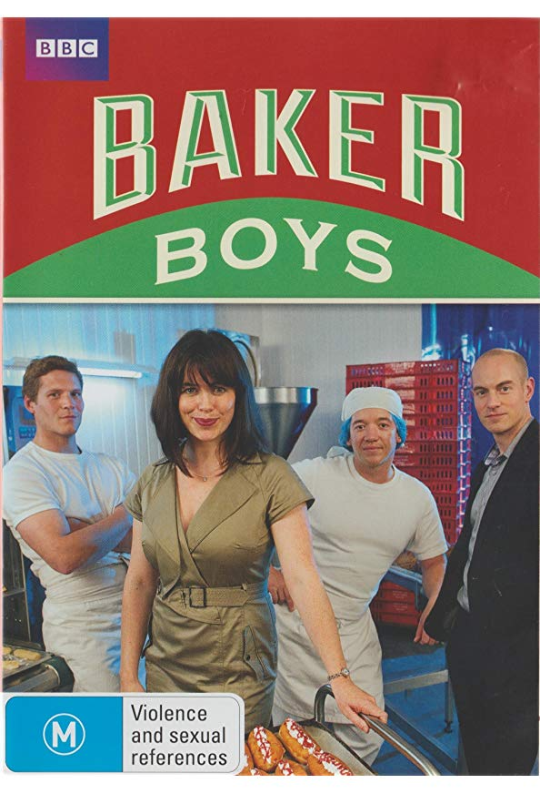 Baker Boys kapak